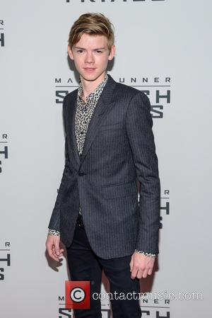 Thomas Brodie-Sangster - New York premiere  of 'Maze Runner: The Scorch Trials' held at Regal E-Walk - Arrivals -...