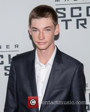 Jacob Lofland - New York premiere  of 'Maze Runner: The Scorch Trials' held at Regal E-Walk - Arrivals -...