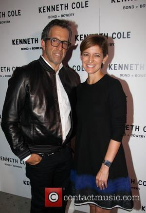 Kenneth Cole , Guest - Grand Opening of the Kenneth Cole concept store in New York City - New York,...