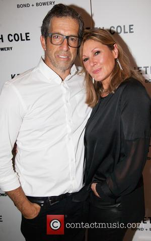 Kenneth Cole , Maria Cuomo Cole - Grand Opening of the Kenneth Cole concept store in New York City -...