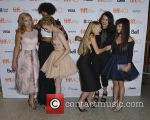 Francesca Eastwood, Judith Shekoni, Gatlin Green, Danika Yarosh, Eve Harlow and Kiki Sukezane