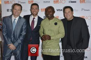 Jack Coleman, Zachary Levi, Jimmy Jean-Louis and Greg Grunberg