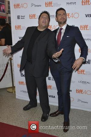 Jack Coleman and Greg Grunberg
