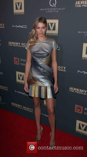 Jessica Hart - New York premiere of 'Jeremy Scott The People's Designer' at The Paris Theatre - NYC, New York,...