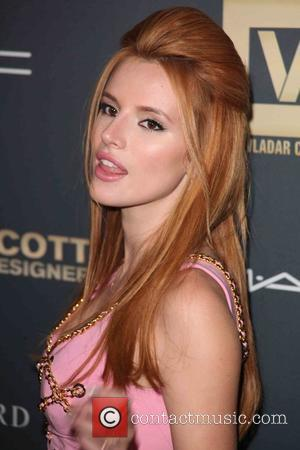 Bella Thorne - New York premiere of 'Jeremy Scott The People's Designer' at The Paris Theatre - NYC, New York,...