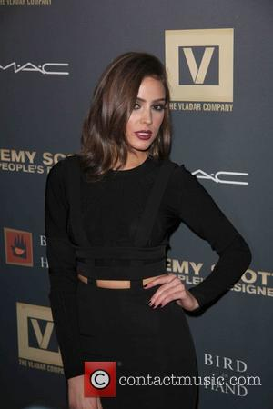 Olivia Culpo - New York premiere of 'Jeremy Scott The People's Designer' at The Paris Theatre - NYC, New York,...