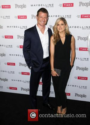 Philip Winchester and Charity Wakefield