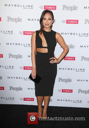 Cheryl Burke - People magazine's 'Ones to Watch' Party - Arrivals at Ysabel - Los Angeles, California, United States -...
