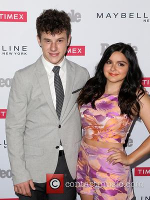 Nolan Gould and Ariel Winter