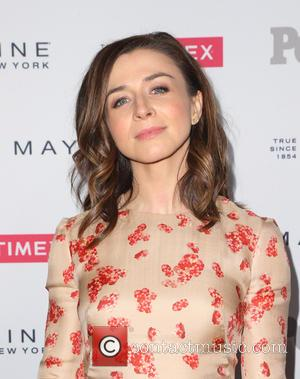 Caterina Scorsone - People magazine's 'Ones to Watch' Party - Arrivals at Ysabel - Los Angeles, California, United States -...