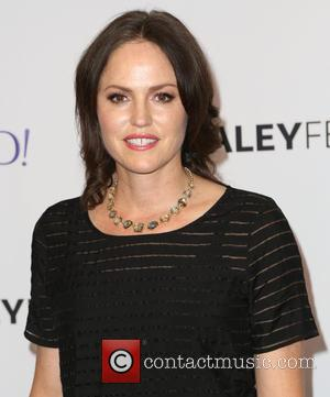 Jorja Fox - The Paley Center For Media's PaleyFest 2015 Fall TV Preview - 'CSI' Farewell Salute at The Paley...