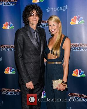 Howard Stern , Beth Stern - America's Got Talent Season Finale at Radio City Music Hall at Radio City Music...