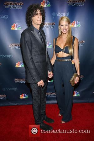 Howard Stern , Beth Stern - 'America's Got Talent' Post Show Red Carpet at Radio City Music Hall at Radio...