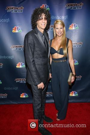 Howard Stern and Beth Stern