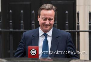 David Cameron - David Cameron leaves 10 Downing Street for Prime Minister's Questions at the House of Commons. - London,...