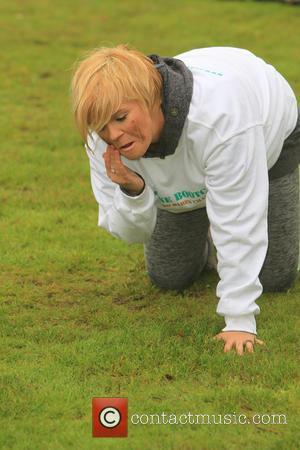 Kerry Katona - Kerry Katona works out at GI Jane Boot Camp. - Sittingbourne, United Kingdom - Wednesday 16th September...