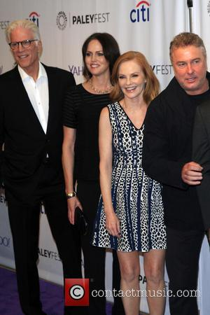 Ted Danson, Jorja Fox, Marg Helgenberger and William Petersen