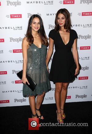 Moran Atias , Laisha Atias - People magazine's 'Ones to Watch' Party - Arrivals at Ysabel - West Hollywood, California,...