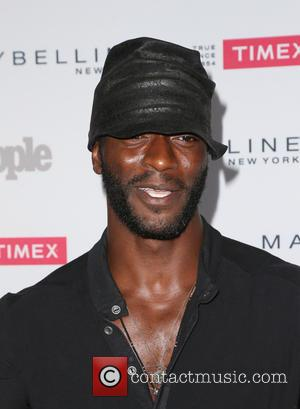 Aldis Hodge - People magazine's 'Ones to Watch' Party - Arrivals at Ysabel - West Hollywood, California, United States -...