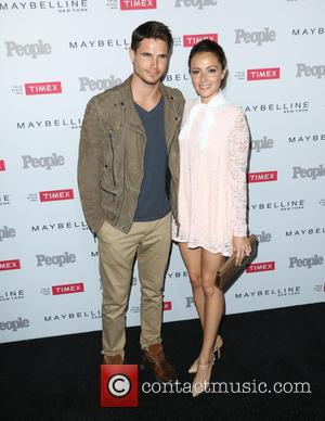 Robbie Amell , Italia Ricci - People magazine's 'Ones to Watch' Party - Arrivals at Ysabel - Los Angeles, California,...