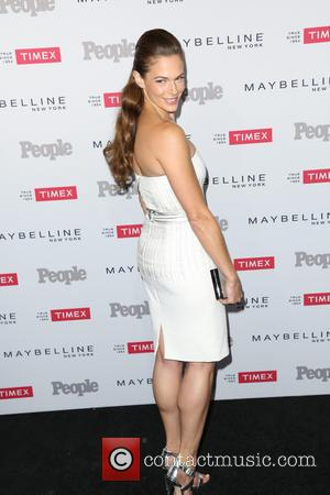 Amanda Righetti - People magazine's 'Ones to Watch' Party - Arrivals at Ysabel - Los Angeles, California, United States -...