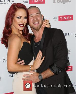 Sharna Burgess , Guest - People magazine's 'Ones to Watch' Party - Arrivals at Ysabel - Los Angeles, California, United...