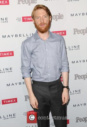 Domhnall Gleeson - People magazine's 'Ones to Watch' Party - Arrivals at Ysabel - Los Angeles, California, United States -...