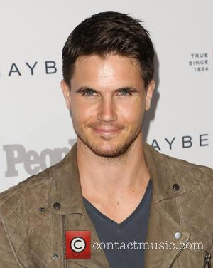 Robbie Amell - People magazine's 'Ones to Watch' Party - Arrivals at Ysabel - Los Angeles, California, United States -...