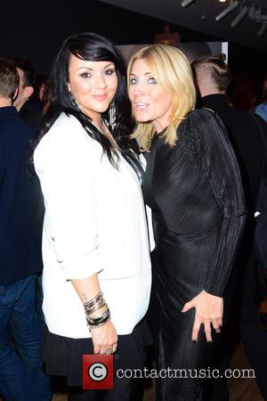 Martine McCutcheon , Michelle Collins - Simply Glamorous book launch by celebrity makeup artist Gary Cockerill held at Alom Zakaim...