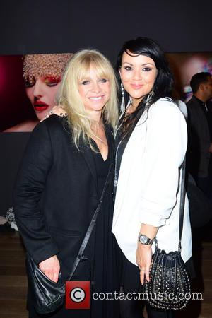 Jo Wood , Martine McCutcheon - Simply Glamorous book launch by celebrity makeup artist Gary Cockerill held at Alom Zakaim...