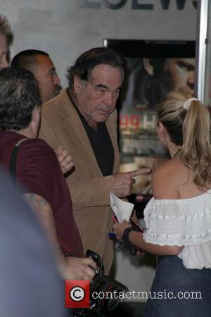 Oliver Stone - New York premiere of '99 Homes' at AMC Loews Theater - Arrivals - New York City, New...