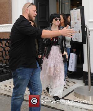 Carly Rae Jepsen - Carly Rae Jepsen seen out in London - London, United Kingdom - Thursday 17th September 2015