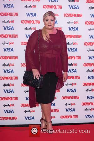 Gemma Collins - Catwalk to Cosmopolitan (part of Cosmopolitan FashFest) at the Battersea Evolution. at Evolution - London, United Kingdom...