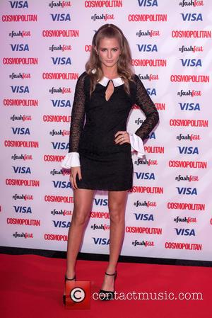 Millie Mackintosh - Catwalk to Cosmopolitan (part of Cosmopolitan FashFest) at the Battersea Evolution. at Evolution - London, United...