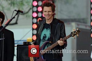 Duran Duran , Nigel John Taylor - Duran Duran performing live on NBC's Today show - Manhattan, New York, United...
