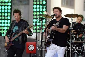 Duran Duran, Simon Le Bon, Nigel John Taylor , Roger Taylor - Duran Duran performing live on NBC's Today show...