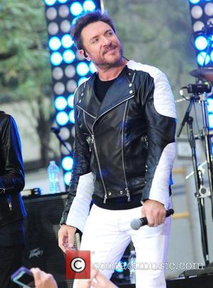 Duran Duran and Simon Le Bon