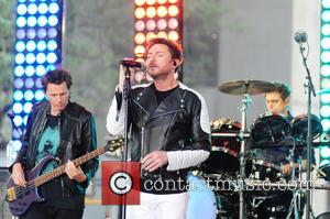 Duran Duran, Simon Le Bon, Nigel John Taylor , Roger Taylor - Duran Duran perform live on NBC's 'Today' show...
