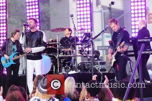 Duran Duran, Simon Le Bon, Nigel John Taylor, Nick Rhodes , Roger Taylor - Duran Duran perform live on NBC's...