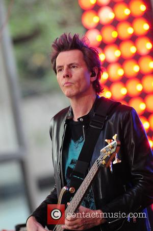 Duran Duran - Duran Duran perform live on NBC's 'Today' show - NY, New York, United States - Thursday 17th...