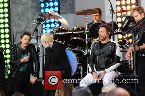 Duran Duran, Nigel John Taylor, Nick Rhodes , Roger Taylor - Duran Duran perform live on NBC's 'Today' show -...