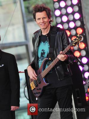 Duran Duran , Nigel John Taylor - Duran Duran perform live on NBC's 'Today' show - NY, New York, United...