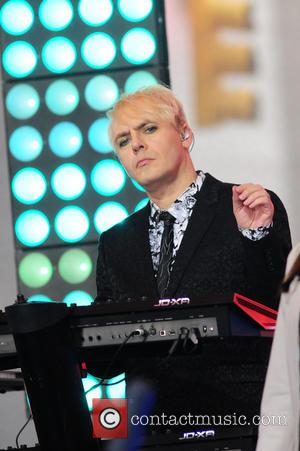 Duran Duran , Nick Rhodes - Duran Duran perform live on NBC's 'Today' show - NY, New York, United States...