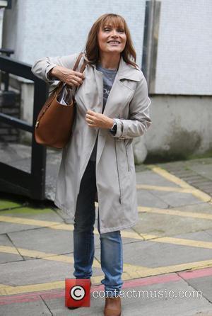 Lorraine Kelly - Lorraine Kelly outside ITV Studios - London, United Kingdom - Thursday 17th September 2015