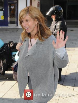 Kate Garraway - Kate Garraway seen out and about in London - London, United Kingdom - Thursday 17th September 2015