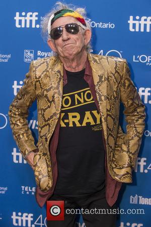 Keith Richards To Take Over Bbc Network For A Weekend