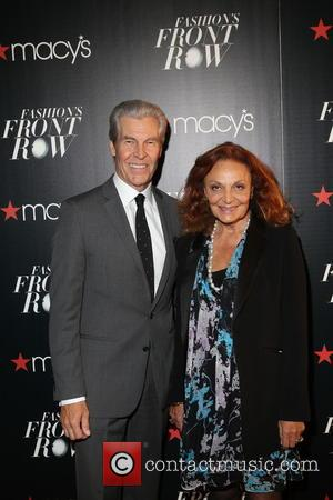 Terry Lundgren and Diane von Fürstenberg