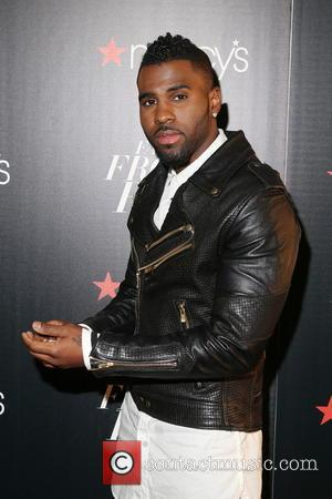 JASON DERULO - Macy's Fashion's Front Row at The Theater at Madison Square Garden - Arrivals at Macy's, Madison Square...