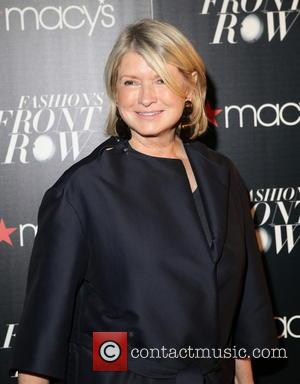Martha Stewart - Macy's Fashion's Front Row at The Theater at Madison Square Garden - Arrivals at Macy's, Madison Square...