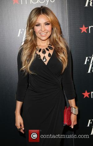 THALÍA - Macy's Fashion's Front Row at The Theater at Madison Square Garden - Arrivals at Macy's, Madison Square Garden...